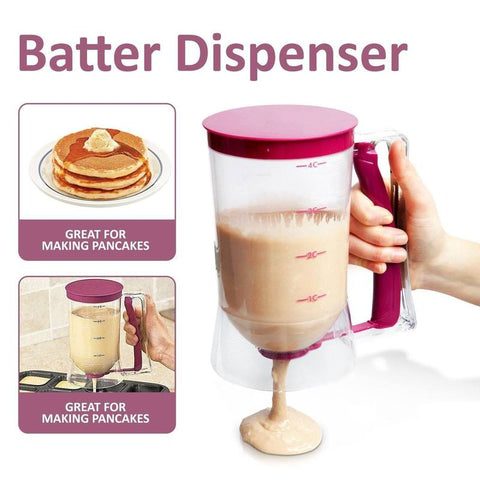 Professional Pancake & Cupcake Batter Dispenser