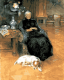 Portrait Of Guilty Furstenberg by Carl Larsson (74) - Van-Go Paint-By-Number Kit
