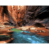 Amazing Places (562) - Zion National Park, Utah, USA - Van-Go Paint-By-Number Kit