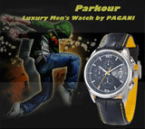 Parkour - Luxury Men's Watch by PAGANI