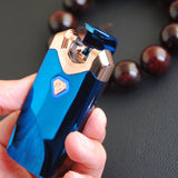The Inferno Superman Plasma Lighter - No Gas, Wind&Water proof, Rechargeable - MaxStore4U