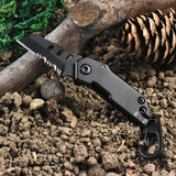B-2 Bomber Nano Blade - World's Smallest Tactical Utility Pocket Knife - MaxStore4U