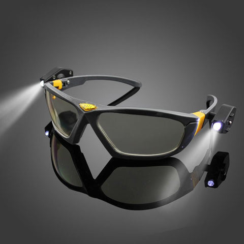VISION ACUITY™ - 3 IN 1 Night Vision, LED Lights and Work Safety Glasses