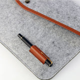 MacSleeve Air™ - Wool Felt Protective Sleeve Bag for Laptops/Notebooks