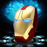 Iron Man Face 2.4G Wireless Gaming Mouse - MaxStore4U