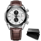 ADVENTURE CHRONO - Luxury Men's Watch by Megir
