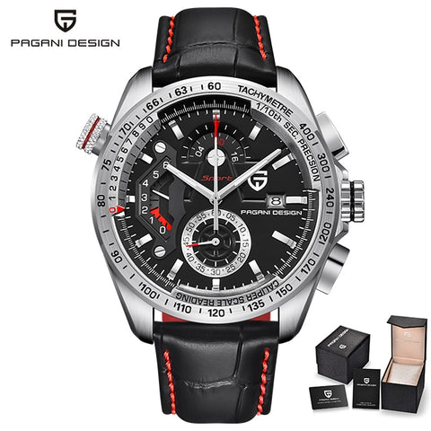 CARRERA CALIBRE - Top Luxury Men's Watch Series by PAGANI