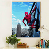 Spider-Man Collection - Van-Go Paint-By-Number Kit for Comics Lovers