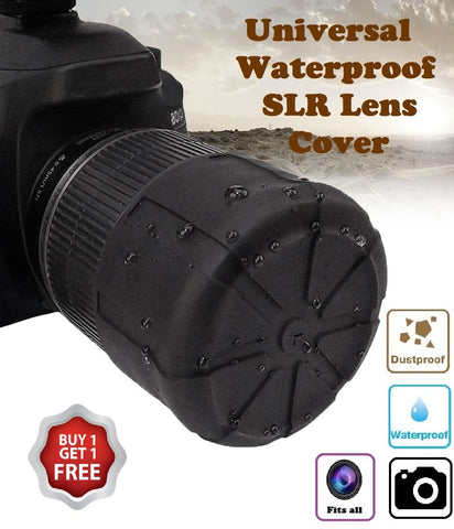 Universal Waterproof SLR Lens Cover - Buy 1 Get 1 for Free