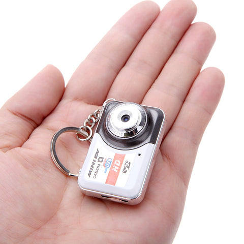 KeyCam™ - Magic Tiny Keychain HD Camera