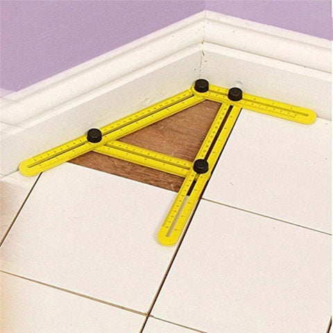 ProTra-Watcher Extreme Ruler - Multi-Angle Measuring Ruler - MaxStore4U