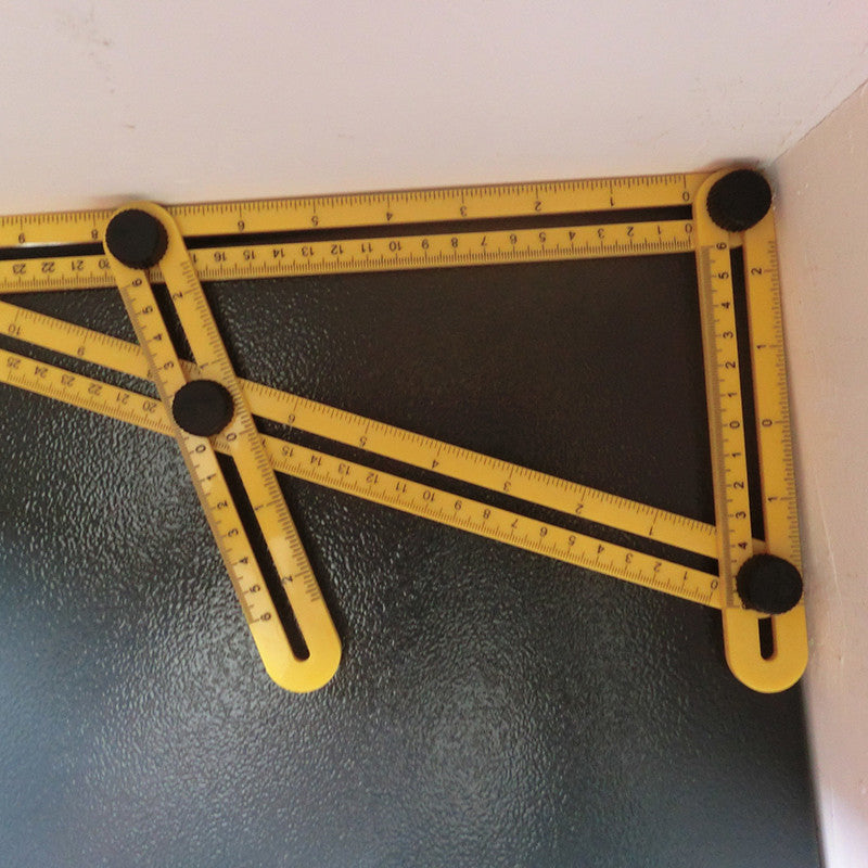 ProTra-Watcher Extreme Ruler-multi-angle Measuring Ruler