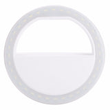 MobiLight Selfie Ring™ - Universal Smartphone Selfie Flash Enhancing LED Light - MaxStore4U