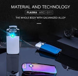 The Inferno Plasma Beam Luxury Lighter - No Gas, Wind & Water proof, Rechargeable - MaxStore4U
