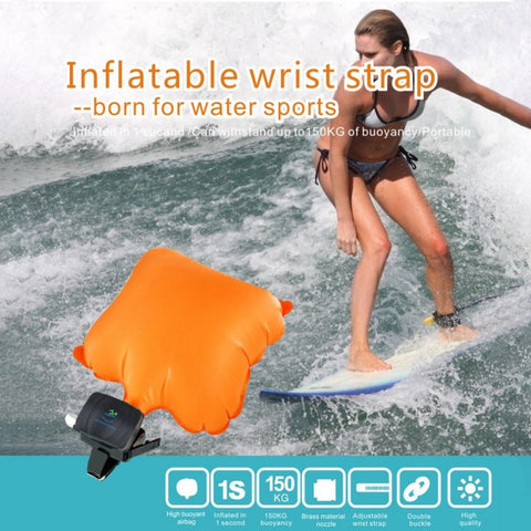 A Wristband Emergency Flotation Device - Anti-Drowning Bracelet - MaxStore4U