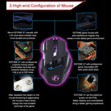 7 Buttons Professional Gaming Mouse - MaxStore4U