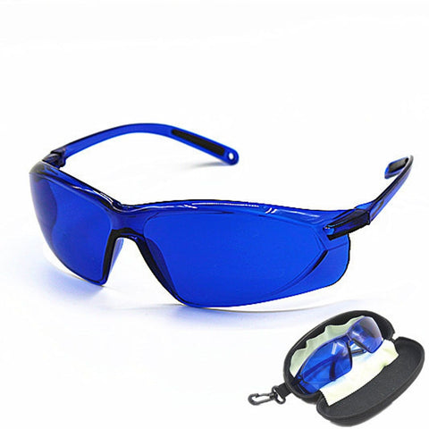 BALLHAWK™ Golf Ball Finding Glasses With Case - Never Lose Your Ball Again - MaxStore4U