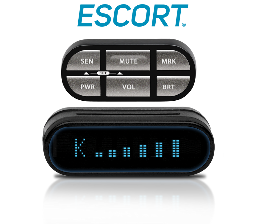 ESCORT Radar Introduces new iX Ci and MAX Ci Platform Custom Install Detection Systems