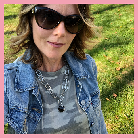 LINK Necklaces | Top jeweler, Westchester NY, Endless ways to link, swap, wear and style