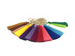 Colorful Tassels