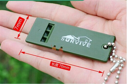 Whistle Tactical Survival Outdoor
