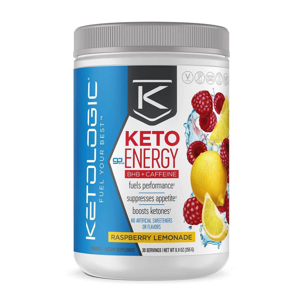 KetoLogic KetoEnergy® BHB with Caffeine