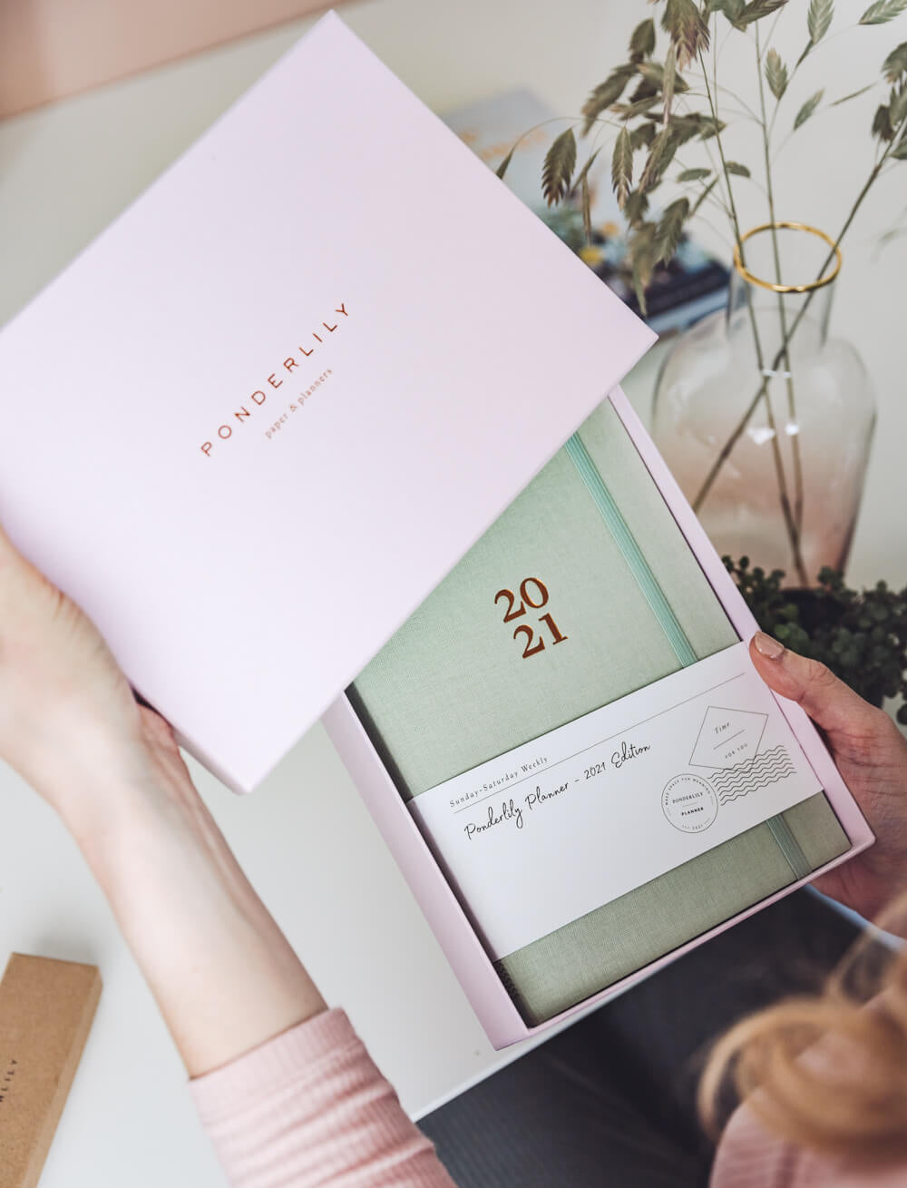 Ponderlily Planners for Gifting