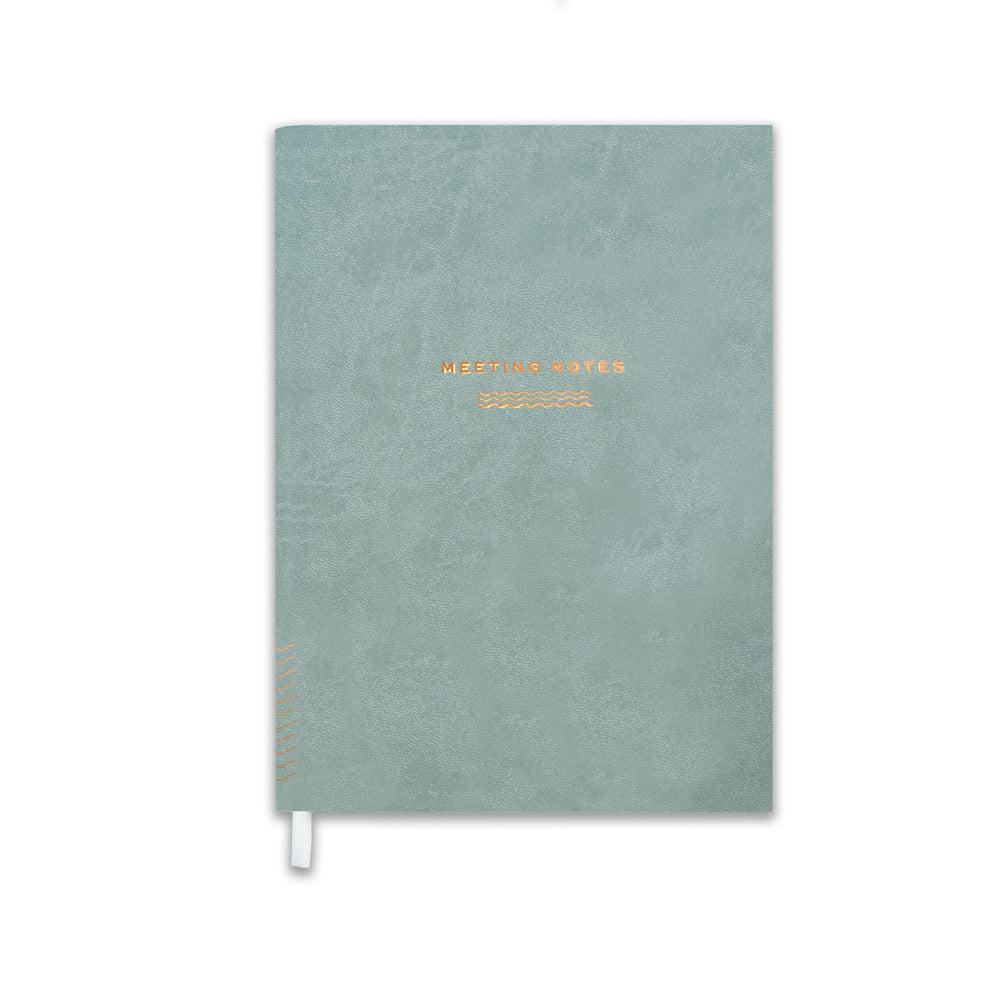 Picture of meeting notebook for entrepreneurs by Ponderlily