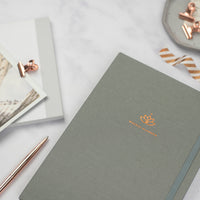 Undated Planner & Pen Gift Set