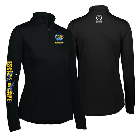 Escape the Cape In Training 1/4 Zip Pullover - Men's