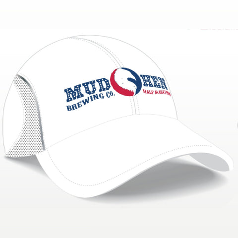 Mudhen Logo' Tech Cap - White