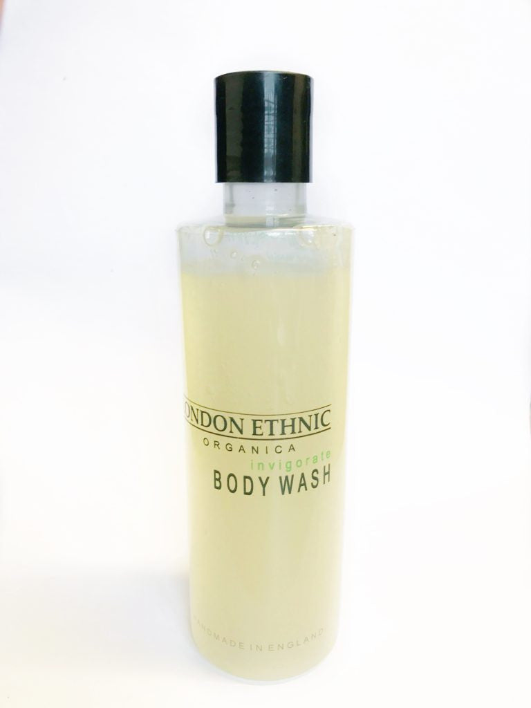 Peppermint and Eucalyptus Body Wash