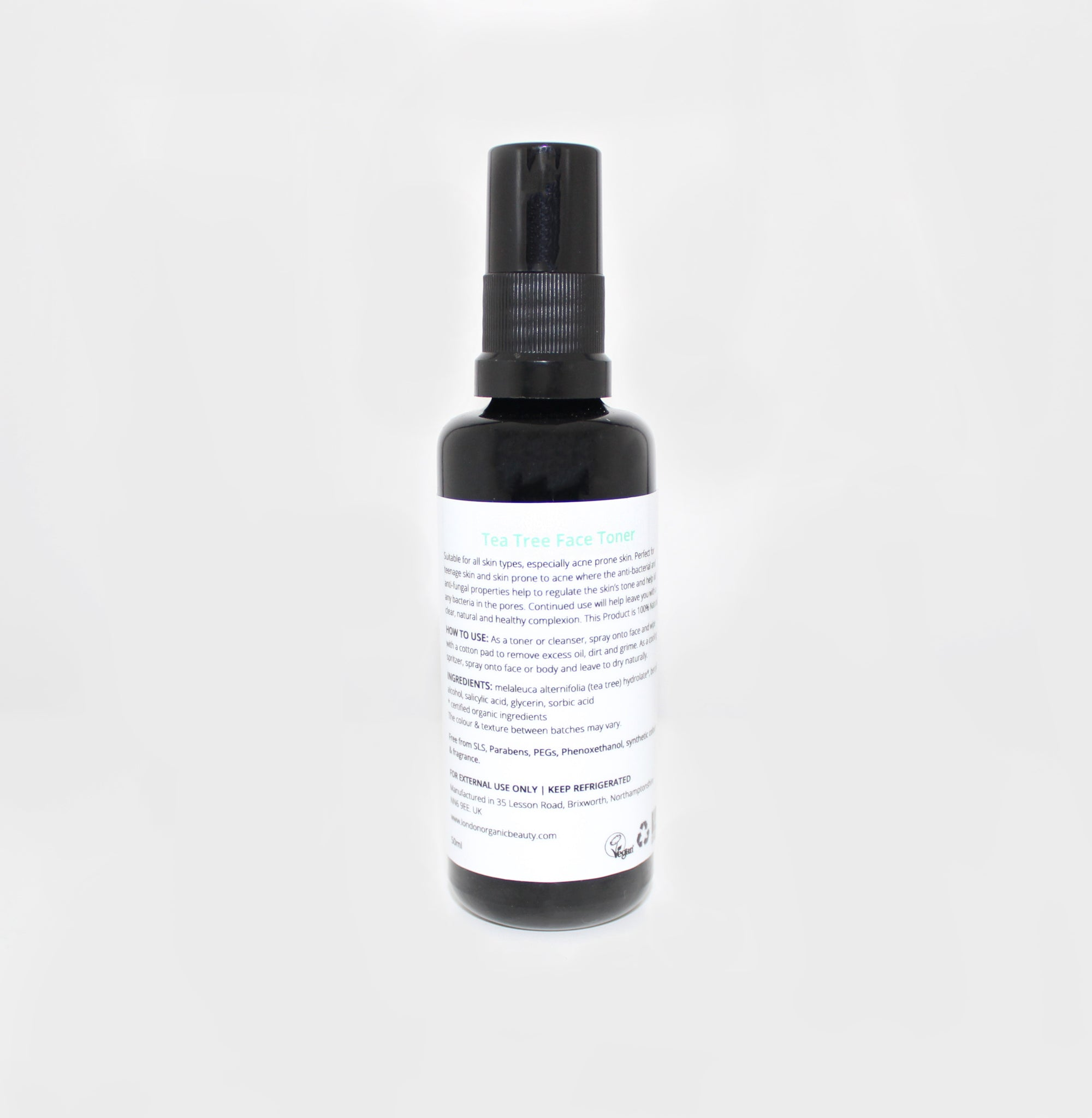 Tea Tree Face Toner (Oily)