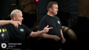 Watch Taynton Bay Spirits on Dragon's Den!