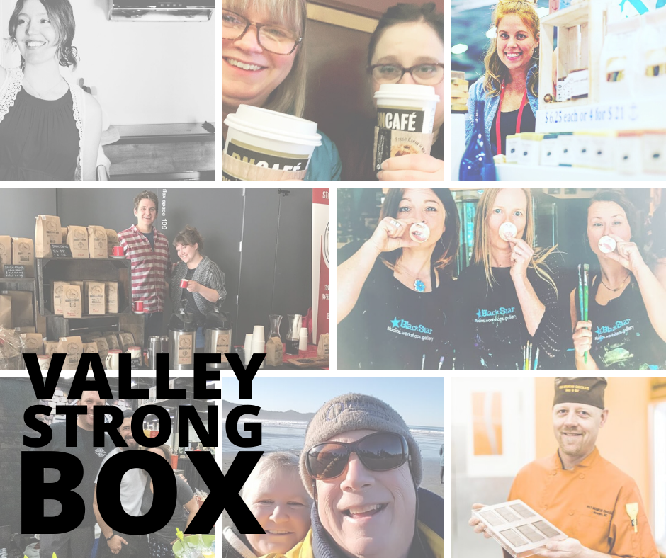Valley Strong Box