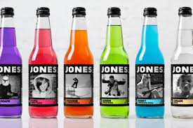 Jones soda pop flavours