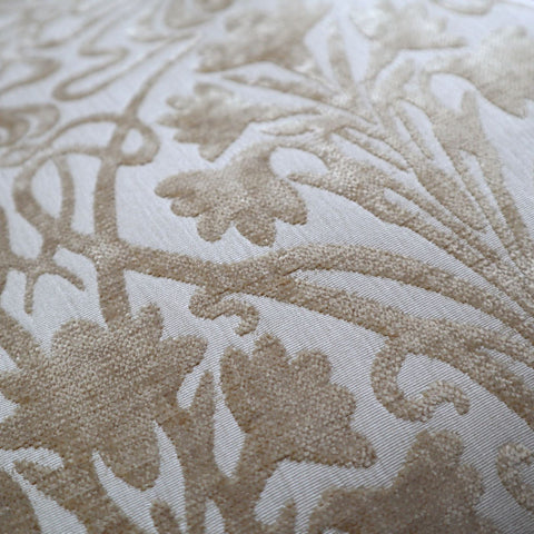 Tiverton Sand Made To Measure Curtains -  - Ideal Textiles