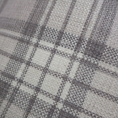 Shaker Check Wildrose Made To Measure Roman Blind -  - Ideal Textiles