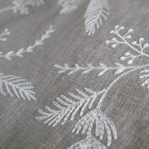 Harper Feather Made To Measure Curtains -  - Ideal Textiles