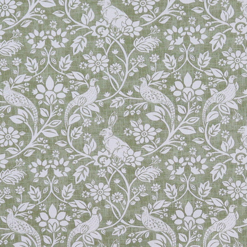 Heathland Moss Made To Measure Curtains -  - Ideal Textiles