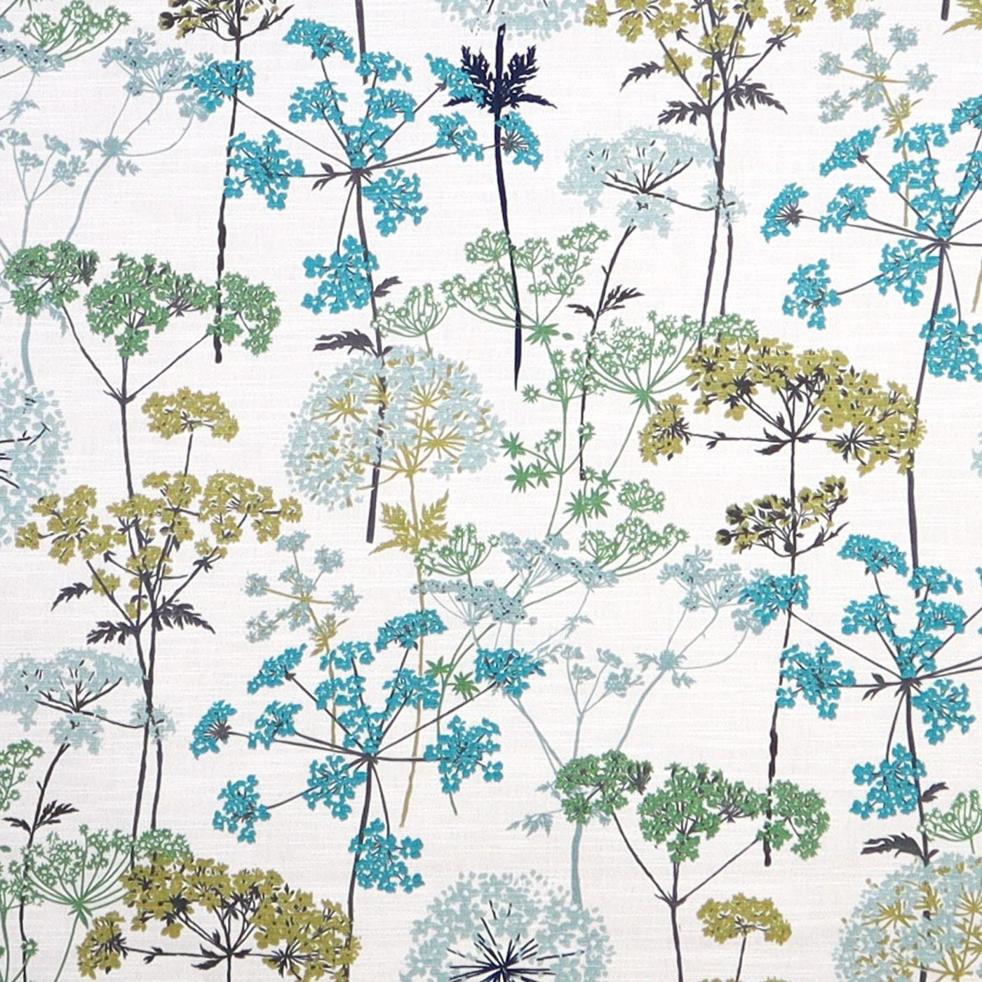 Hedgerow Pistachio Made To Measure Roman Blind -  - Ideal Textiles