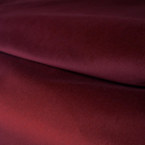 Raasay Claret Made to Measure Curtains -  - Ideal Textiles