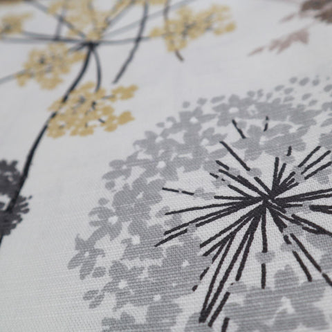 Hedgerow Charcoal Made To Measure Curtains -  - Ideal Textiles