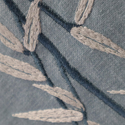Sumi Delft Made To Measure Curtains -  - Ideal Textiles