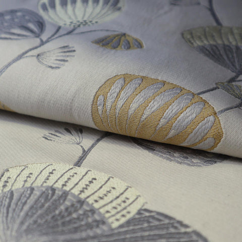 Royale Gold Made To Measure Curtains -  - Ideal Textiles