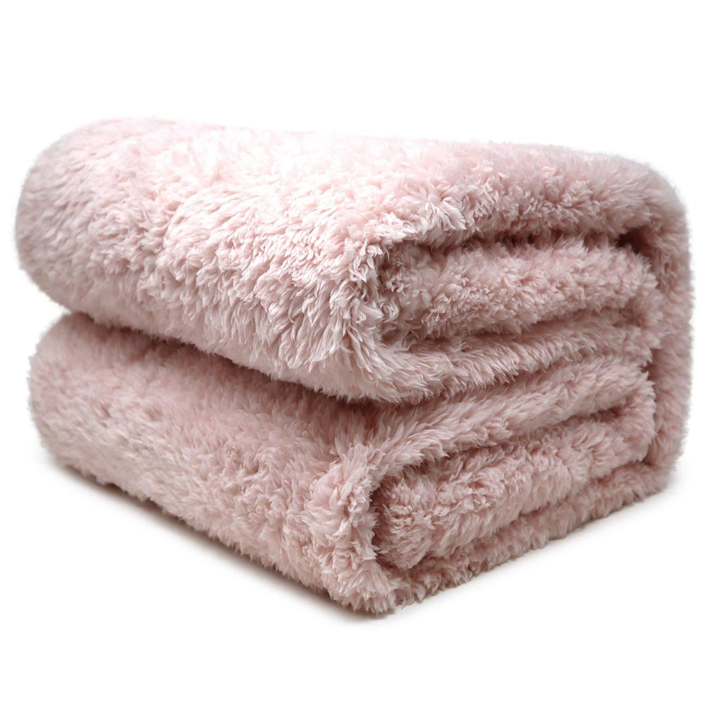 Teddy Bear Fleece Throws - Ideal Textiles