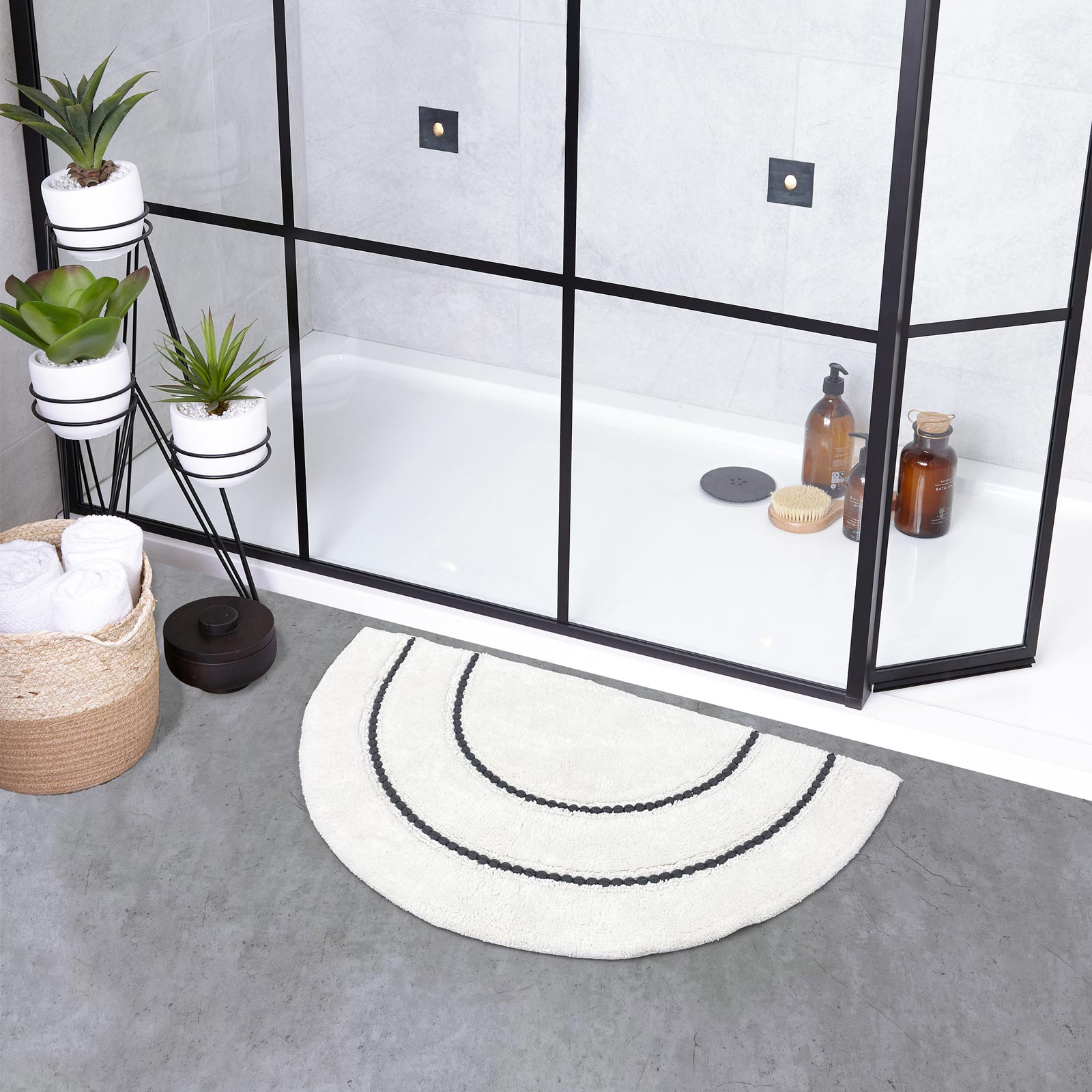 Copenhagen Plain Thermal Blackout Eyelet Curtains Charcoal - 46'' x 54'' - Ideal Textiles