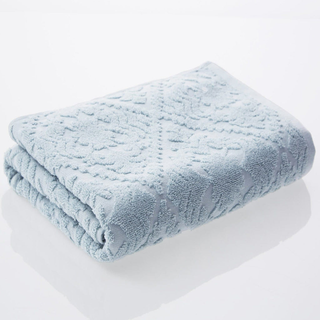 Country House 100% Cotton Vintage Bathroom Towels - Ideal Textiles