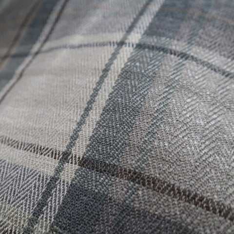Argyle Natural Made To Measure Roman Blind -  - Ideal Textiles