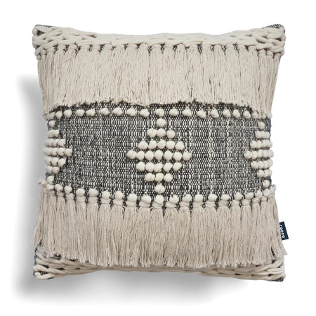 "Sequin Star Cushion Cover 17"" x 17"""